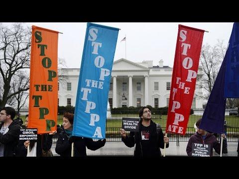 WINNING: Trans-Pacific Partnership Is Dead