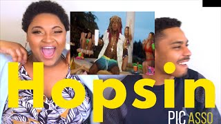 "Hospin ""Picasso"" Reaction🔥 - WE HATE MUMBLE RAP"
