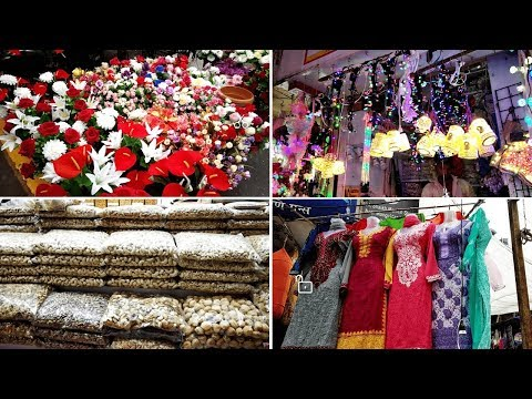 Festival Shopping at Crawford Market Mumbai | How To Reach, Prices, What to Buy