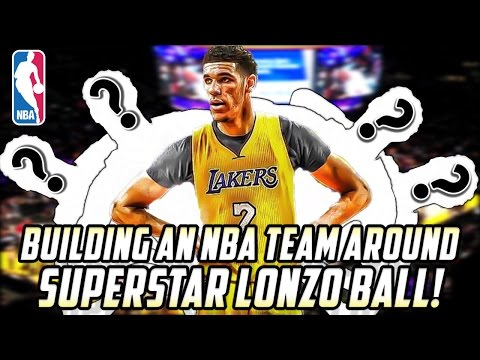 Could we build a Los Angeles Lakers Dynasty Team around a SUPERSTAR Lonzo Ball?