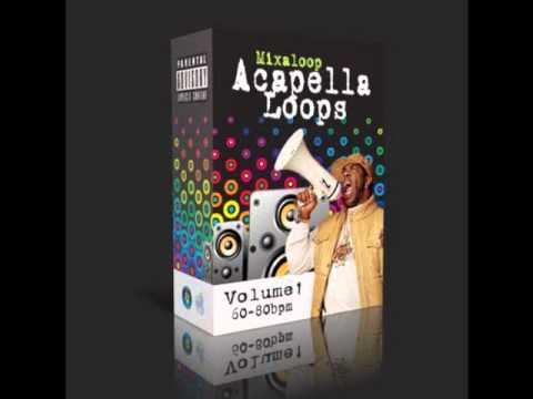 Mixaloop Acapella Promo Loop Pack 82-126 Bpm (Free-Download)