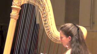 Waltz of the Flowers - Tschaikowsky, Silke Aichhorn - Harfe / Harp