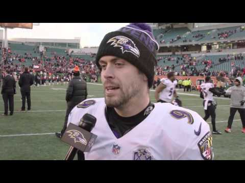 Justin Tucker: I'll End Up Where I'm Supposed To