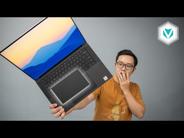 Cảm nhận về Dell XPS 15 9500: Phiên bản MacBook hoàn hảo!!