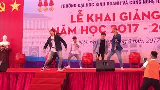 [AS IF IT'S YOUR LAST - BLACK PINK/KOKOBOP - EXO] HUBT DANCE COVER CLUB and SUPPER B from Vietnam