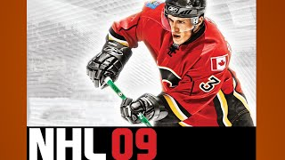 NHL 09 Intro/Opening PS3 {1080p 60fps}