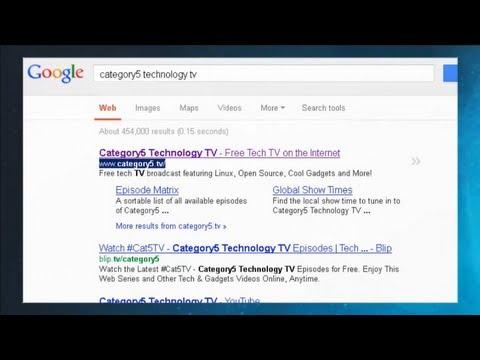 Internet Basics - Using a Web Browser