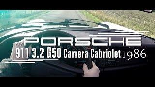 PORSCHE 911 3.2. CABRIO - 1986 | GALLERY AALDERING TV