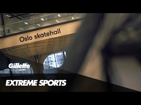 Building Oslo Skatehall | Gillette World Sport