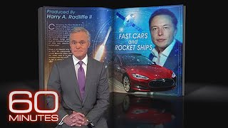 2014: Tesla and SpaceX — Elon Musk