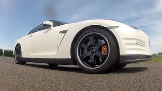 Nissan GT-R Track Pack 2012 Videos