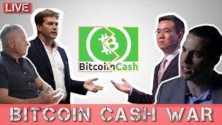 Bitcoin Cash Hard Fork WAR - Can start something worse !!