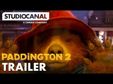 PADDINGTON 2 - Official Film Trailer (International)