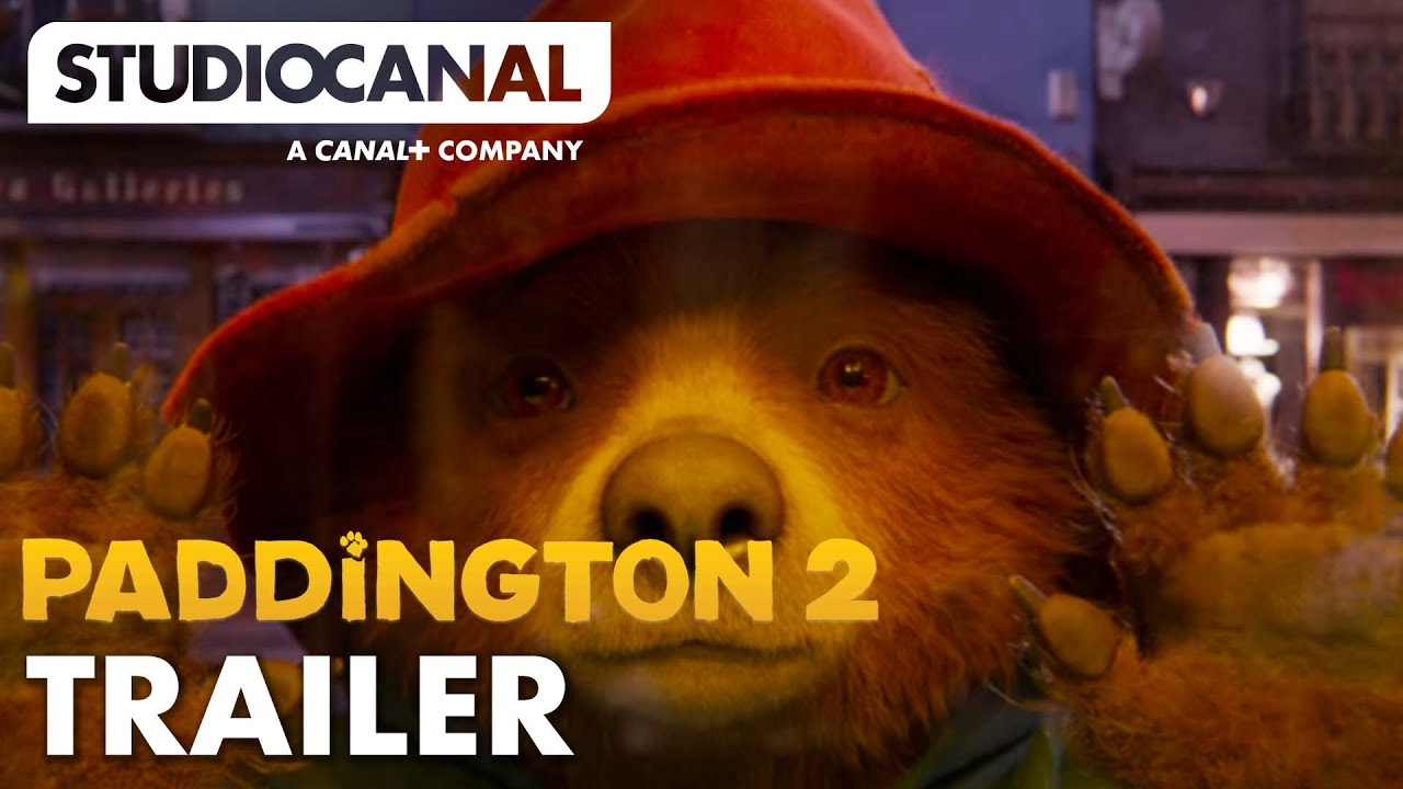 paddington bear film # 10