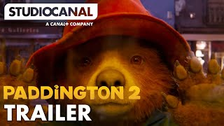PADDINGTON 2 - Official Film Trailer (International) thumbnail