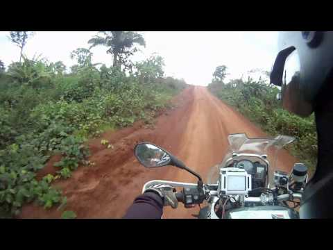 London to South Africa Motorcycle Expedition : Tanzania (F800GS) - Part 1