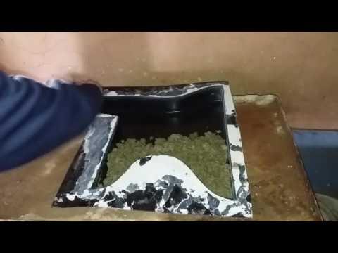 Лавка из бетона / Бизнес идея / Производство в гараже