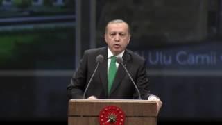 Recep Tayyip Erdoğan'dan Hollanda Almanya ve Avrupa Eleştirisi - 14 Mart 2017 Tıp Bayramı