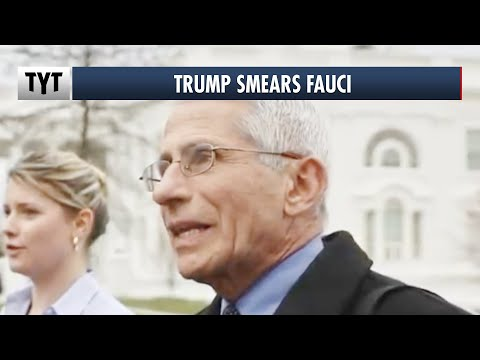 Trump Attempts To Discredit Dr. Fauci #ScienceIsReal