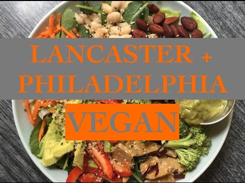 Vegan Travels - Lancaster & Philadelphia, PA - Part Four // HipCityVeg, Vedge +