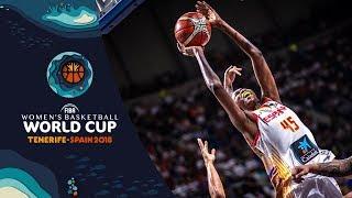 Nike Top 3 Plays - 23 September - FIBA Women's Basketball World Cup 2018