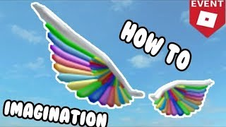 Roblox (Event) | How to get Rainbow Wings :O