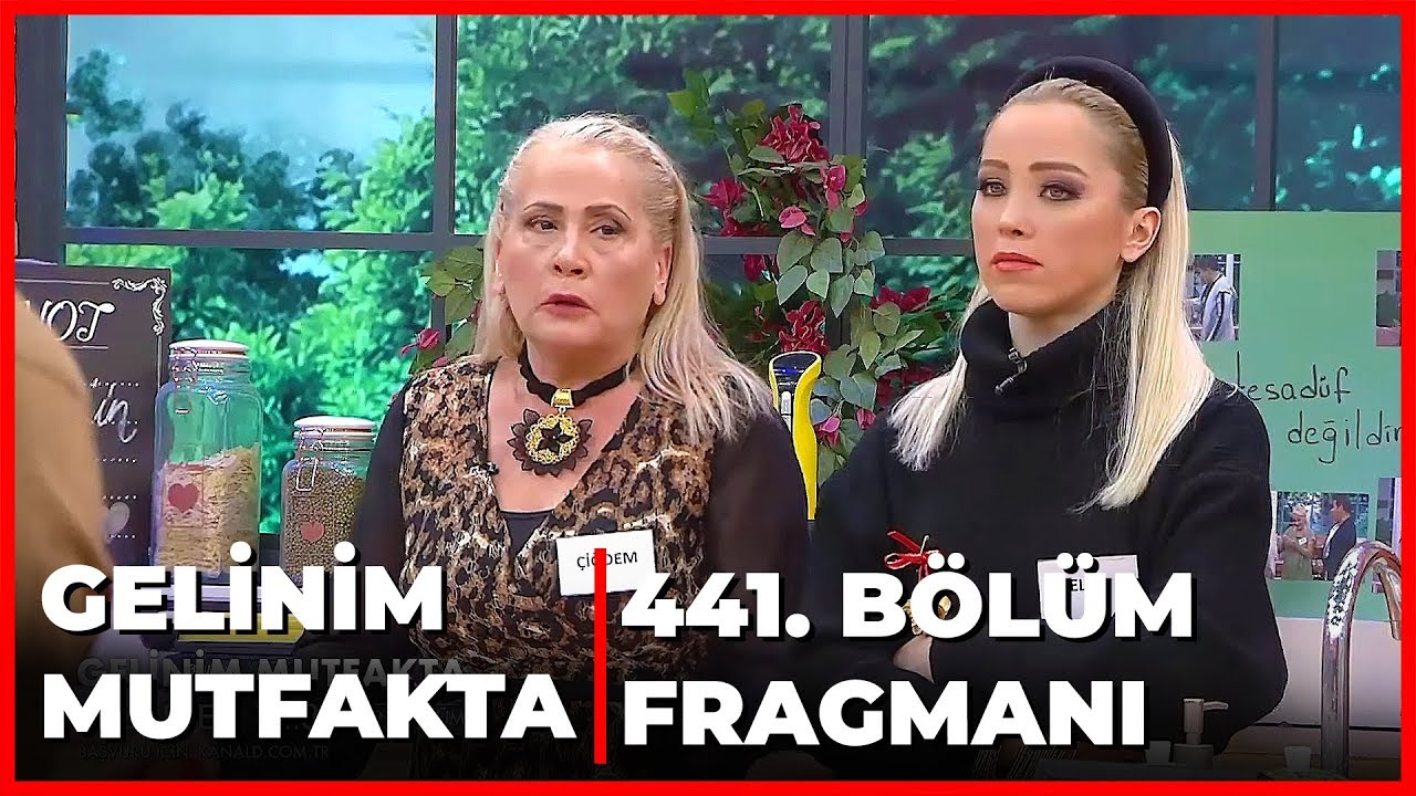 Gelinim Mutfakta 441. Bölüm Fragmanı | ALEYNA'DAN TEPKİ TOPLAYACAK VİDEO!