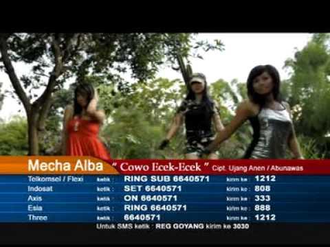 Mecha Alba - Cowok Ecek-Ecek