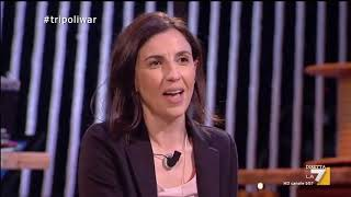 L'esclusivo reportage di Francesca Mannocchi dalla Libia