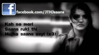 Gambar cover Saans (Reprise) Jab Tak Hai Jaan with LYRICS - Shreya Ghoshal