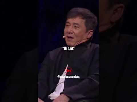 Download Jackie Chan on his son's discipline