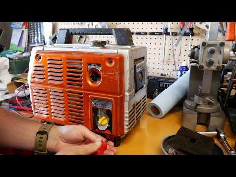 30 Year Old Generator Honda EM500