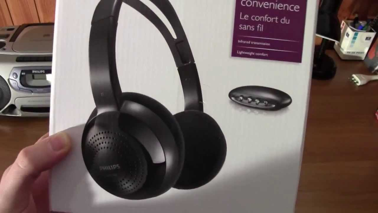 Unboxing nuove cuffie wireless Philips - YouTube 6bfbdb329820