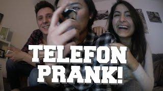 TELEFON PRANK! | AnKat
