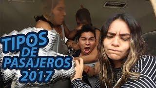Tipos de Pasajeros 2.0 | EzraHoward feat. PunchTV