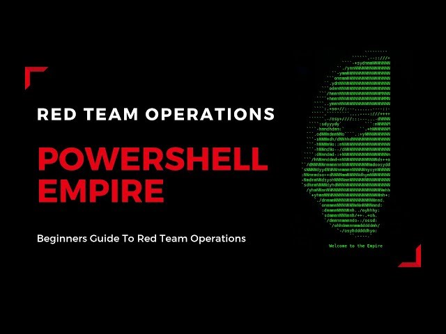 PowerShell Empire Complete Tutorial For Beginners - Mimikatz & Privilege Escalation
