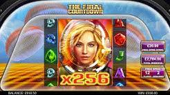 Final Countdown Casinomeister Member win!