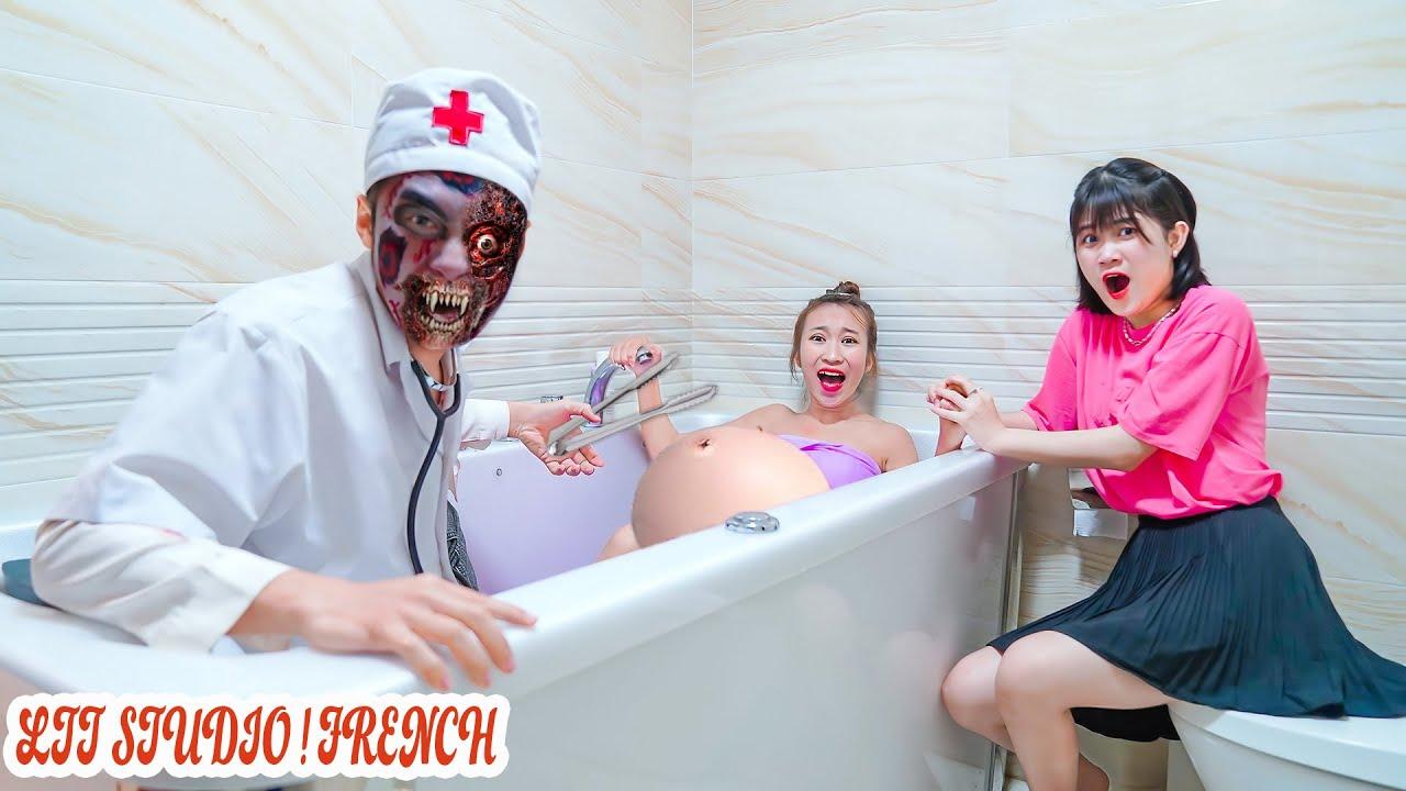Download Si Zombie était enceinte! Situations de grossesse drôles par LTT STUDIO !
