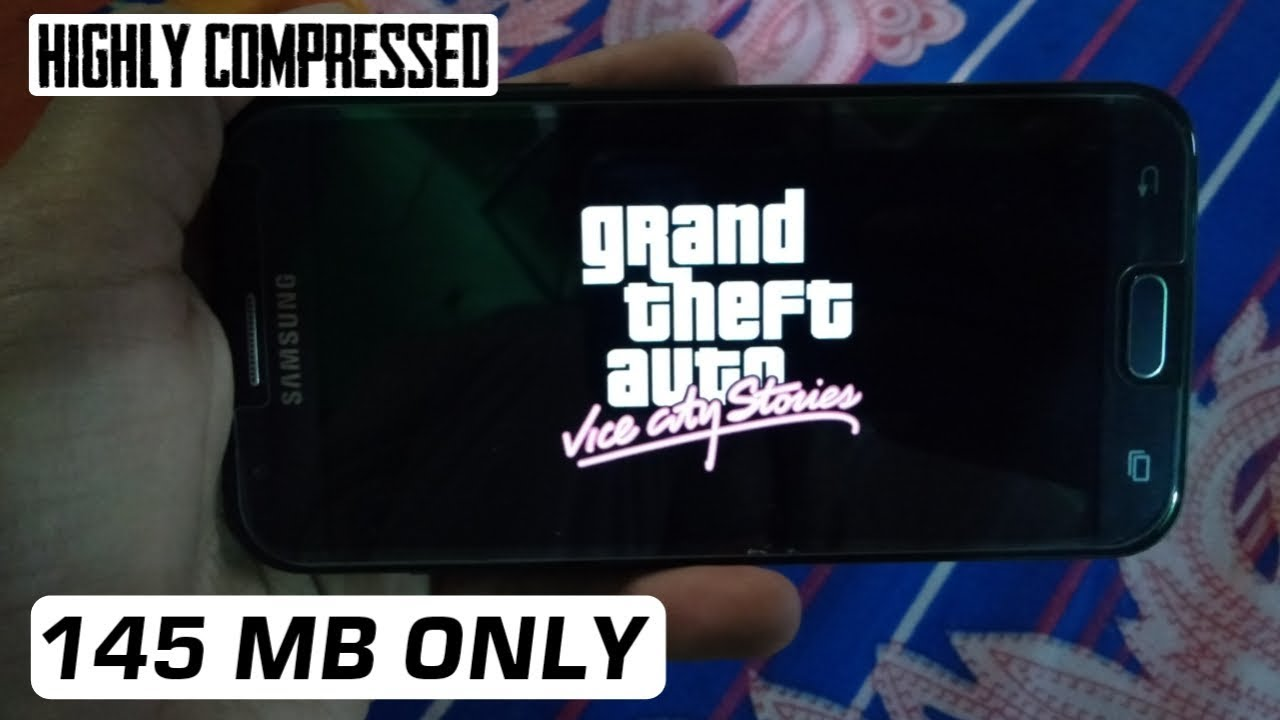 [145 mb] Download GTA Vice City Stories for android