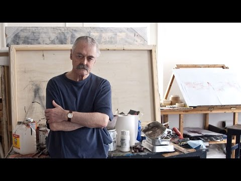 PATRICK GRAHAM : THIRTY YEARS - THE SILENCE BECOMES THE PAINTING