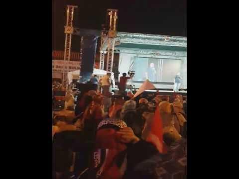 15 temmuz SAKARYA  kent meydanı hamza türkmen konuşması