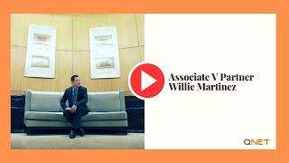 QNET STORY  | Associate V Partner Willie Martinez