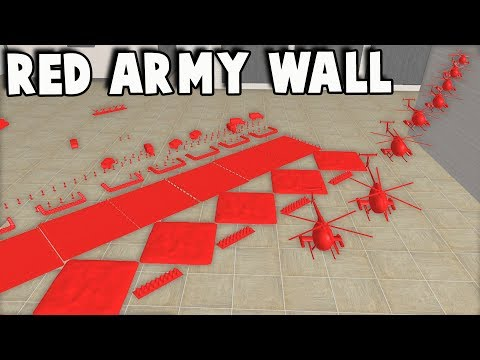 NEW RED ARMY MEN!  Home Wars Airforce and Great Wall (Home Wars Gameplay Part 3)