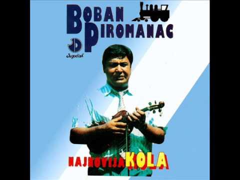 Boban Piromanac Voz - Darkovo Kolo - (Audio 1992)