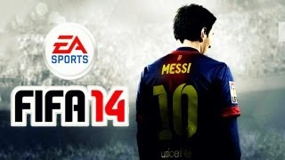 FIFA 14 Demo - PC Gameplay