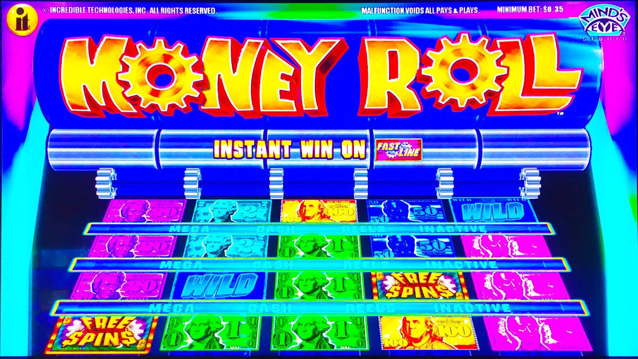 Slot Machine Money