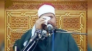 السيد متولي عبدالعال | لقمان والسجدة والكوثر | فيديو نادر ... من الروائع من دولة إيران !! HD