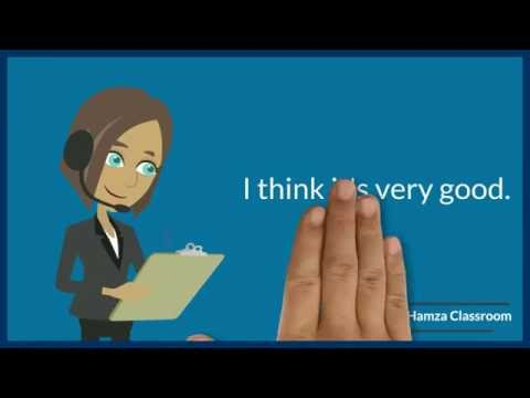 Basic English Lessons - 01 Speaking English Fluently - Daily English Conversation - HD