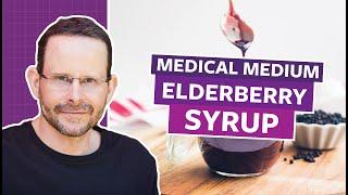 Medical Medium Elderberry Syrup