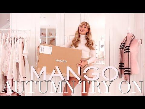 MANGO Autumn 2019 Try On Haul! ~ Autumn Fashion Edit ~ Freddy My Love